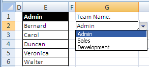 Final Result for Variable Drop-Down List, Depending on Another Drop-Down List
